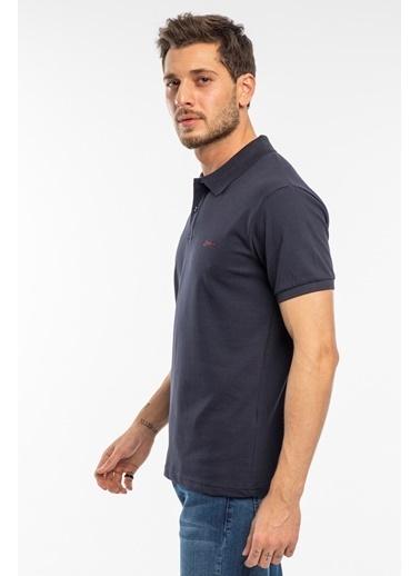 Slazenger Slazenger Bambi Erkek T-Shirt  Lacivert